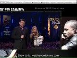 Iron Maiden Blood Brothers 2013 Grammys