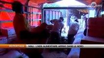 Mali : L'aide alimentaire arrive dans le Nord