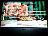 Elimination Chamber 2013 - WWE Championship, The Rock vs CM Punk