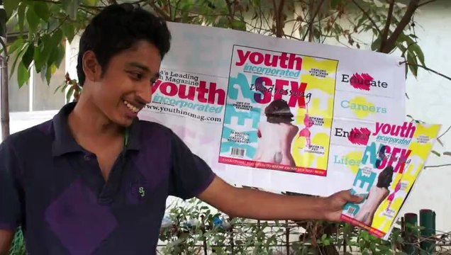 Ajit Pan's proposal to Youth Inc.