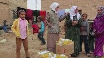 برنامج الاغذية العالمي يوسع مساعداته في سوريا