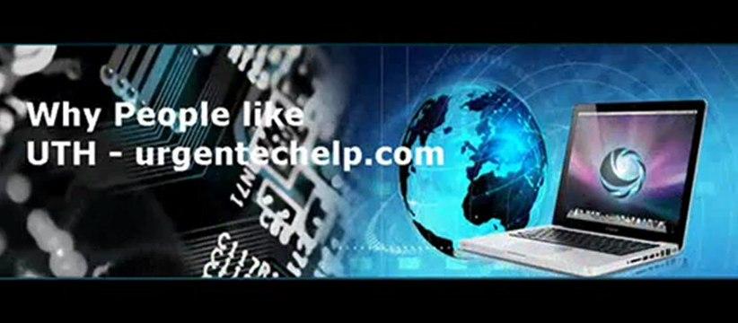 Urgent Tech Help - Remote Support