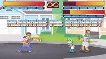 Croquinambourg : Adulte VS enfant [animation]