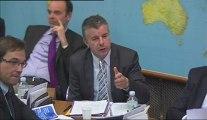 Intervention lors de l'audition en commission du développement durable de Jean-Marc JANCOVICI sur le changement climatique