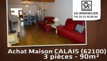 A vendre - maison - CALAIS (62100) - 3 pièces - 90m²