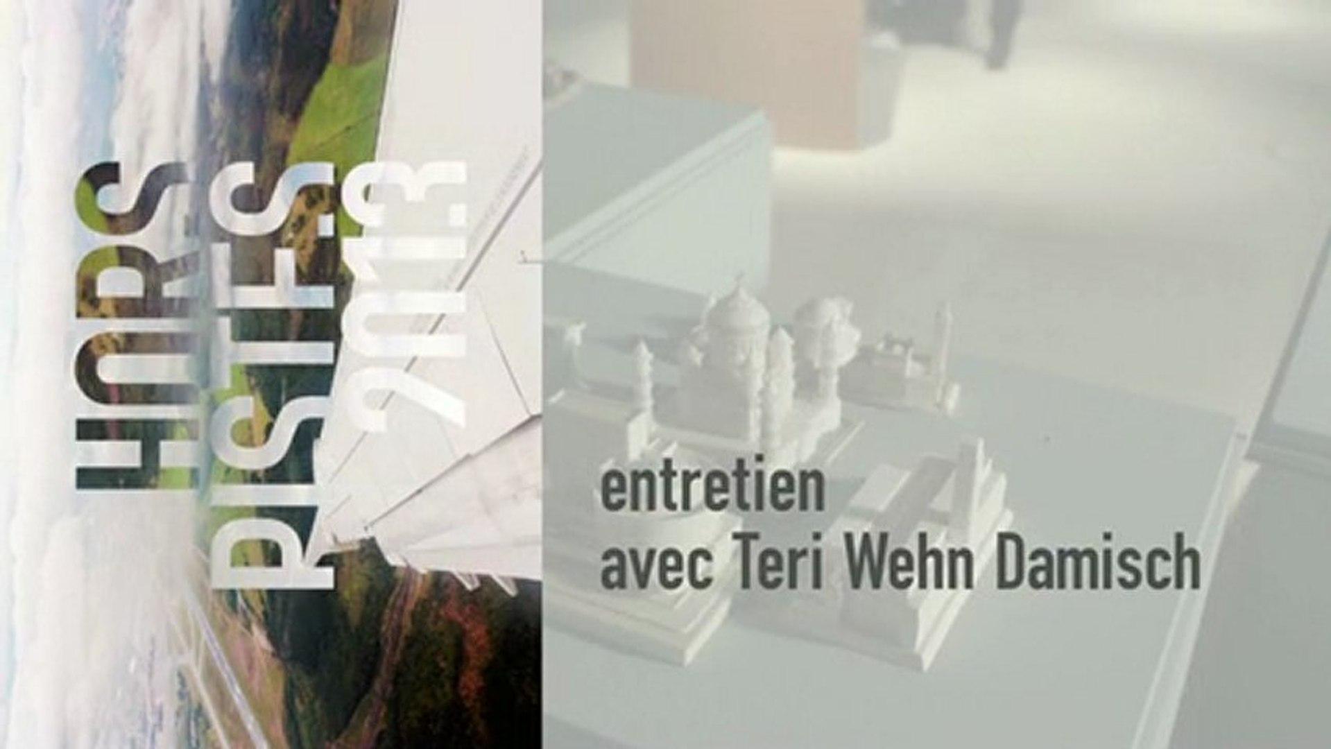 Entretien avec Teri Wehn Damisch autour de Hors Pistes 2013 - cycle du 18 janvier 2013 au  3 février