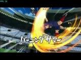 inazuma eleven extrême strickers 2013 (match amical 1)