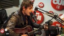 Laurent Lamarca - J'ai Laissé Derrière Moi - Session Acoustique OÜI FM