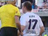 Gol de Kepa Blanco (Guadalajara) vs Barça B