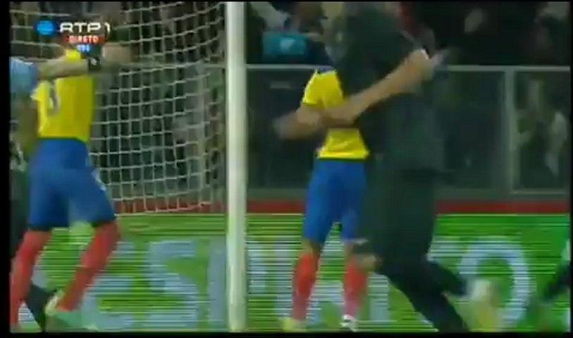 Gol de CR7 vs Ecuador
