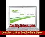 Acer Aspire S7-191-53314G12ass 29,5 cm (11,6 Zoll) Touch Ultrabook (Intel Core i5 3317U, bis zu 2.60 GHz, 4GB RAM, 128GB SSD, Intel HD 4000, Win 8) silber