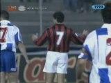 ЛЧ 1992-1993 обзор матча  Порто-Милан