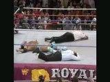 RaZor RaMon VS IRS (Royal Rumble 94) IC Title Belt Match Part 2 Of 2