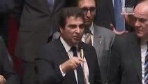 """""""Bartolone ! Bartolone ! """" : nouvel incident à l'Assemblée"""