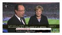 Zapping politique : François et ses petites blagues à Angela