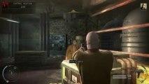 Hitman Absolution Playthrough w/Drew Ep.11 - LIMP DICK LENNY! [HD] (Xbox 360/PC/PS3)