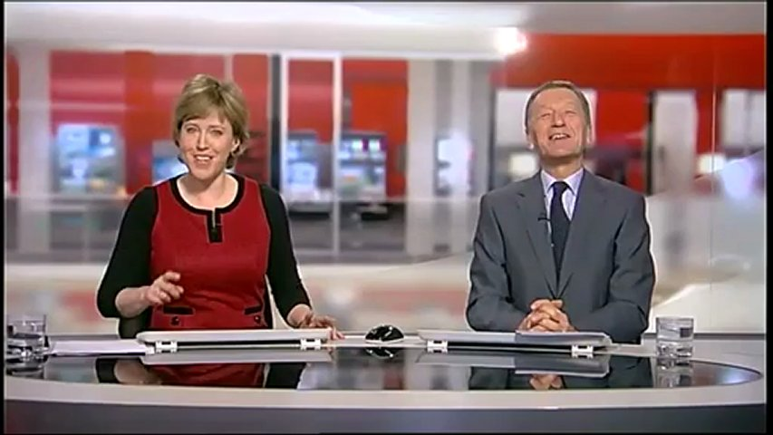 BBC Look East Job Recruitment Scheme & London 2012 Ones to watch Nic Asher + Kenneth Williams