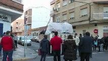 Ensayo Misericordia. 2 de Febrero de 2013. Ciudad Real. LA VOZ DEL COFRADE.