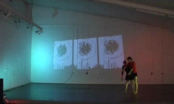Contemporary Dance-Scenario REBELLION (2012)