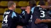 31/03/08 : Mickaël Pagis (90'+3) : Monaco - Rennes (1-2)