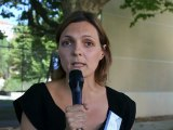 L'Agence Bio et  l'agriculture biologique / Anaïs Riffiod, Agence Bio  - Montpellier, août 2012