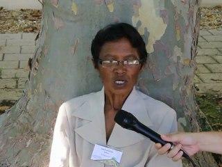 Témoignage d'une exploitante rizicole biologique non mécanisée malgache / Edline Ravelonirina