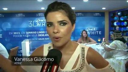Mariana Rios, Marcos Caruso, Emanuelle Araújo e mais famosos contam os planos para 2013