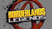 CGR Trailers - BORDERLANDS LEGENDS iOS Update Trailer