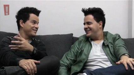 João Neto e Frederico falam com a CONTIGO! Online