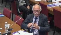 Comité d'évaluation et de contrôle : M. Didier Migaud, Premier Pdt de la Cour des comptes, sur l'évaluation de la politique de lutte contre le tabagisme
