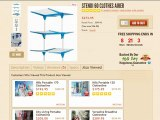 Video Review for Stendi 60 Clothes Airer