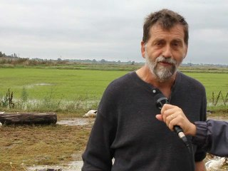 Témoignage de Bernard Poujol, riziculteur en Camargue, sur sa pratique de la riziculture biologique avec l'aide des canards