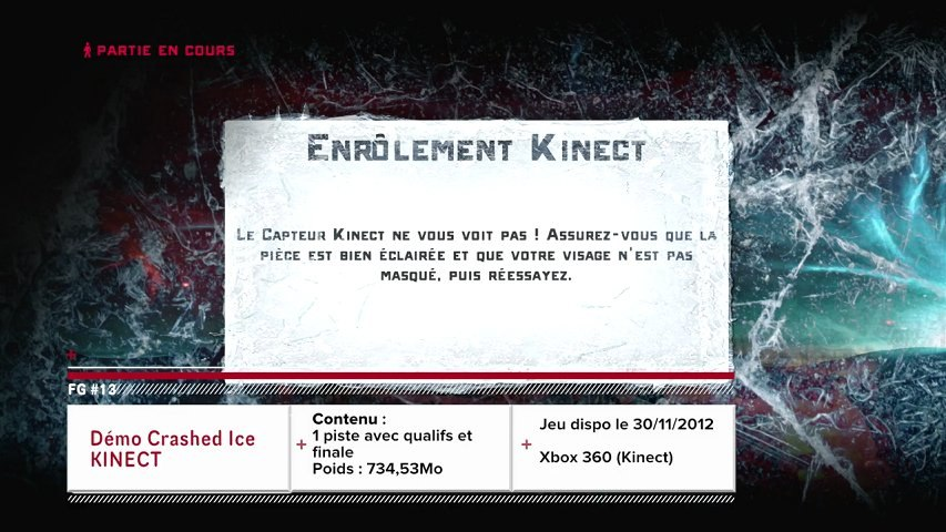 [First Grip] #13 Démo XBLA Crashed Ice Redbull by Bebette