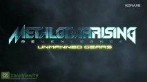 Metal Gear Rising: Revengeance | Unmanned Gears Gameplay Trailer (2013) [EN] | HD