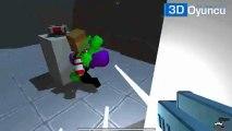 3D Online Çılgın Savaş - 3D Savaş Oyunları