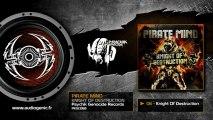 Pirate Mind 06 Knight Of Destruction [Knight Of Destruction / PKGCD68]