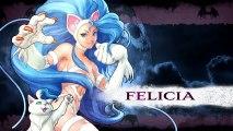 Darkstalkers Resurrection - Felicia
