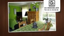 A vendre - maison - CALAIS (62100) - 4 pièces - 84m²