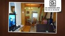 A vendre - maison - CALAIS (62100) - 3 pièces - 91m²