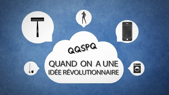 QQSPQ # 3 Qu'est ce qui se passe quand...on a une idée révolutionnaire? Aurel AndCo ft Gonzague