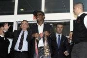 Didier Drogba est arrivé à Galatasaray !