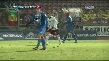 US Créteil-Lusitanos 2 – 0 FC Metz (15/02/2013)