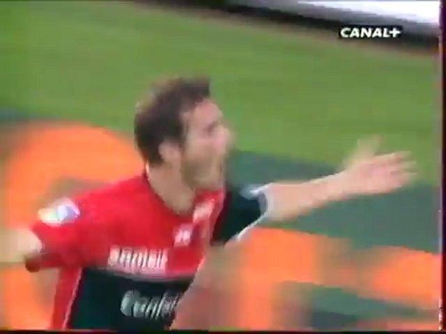 21/08/04 : Alexander Frei (33') : Rennes - Nantes (1-0)