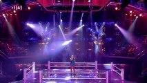 Laura, Jesse, Karijn, Emma, Chelsea - Sing Off - Team Borsato