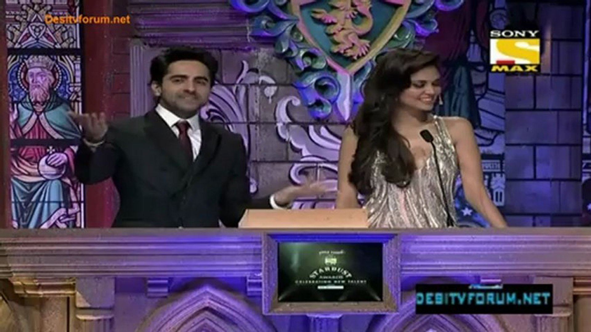 Max Stardust Awards 2013 10th February 2013 Video Watch Online 720p HD Pt4