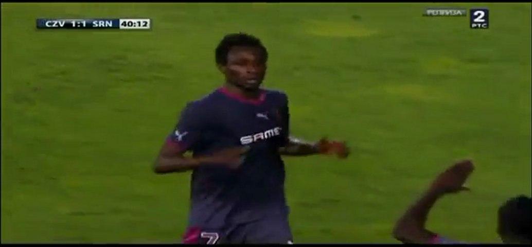 18/08/11 : Jonathan Pitroipa (41') : Belgrade - Rennes (1-2)