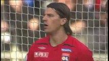12/04/08 : Stéphane M'Bia (90'+1) : Lyon - Rennes (1-1)