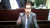 Laurent Louis accuse les pays occidentaux de déstabiliser volontairement les pays du monde arabe