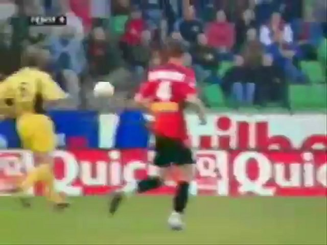 19/04/03 : Philippe Delaye (24') : Rennes - Nice (2-2)