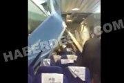 Kabataş Deniz Otobusü  İle Yük Gemisi Kazasının Görüntüleri